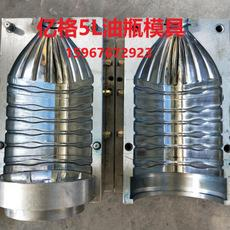 Blow moulding oil bottle bottle mould